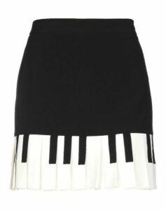BOUTIQUE MOSCHINO SKIRTS Mini skirts Women on YOOX.COM