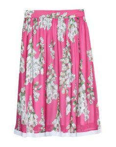 BLUGIRL BLUMARINE SKIRTS Knee length skirts Women on YOOX.COM