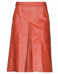 BIANCOGHIACCIO SKIRTS Knee length skirts Women on YOOX.COM