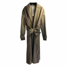 FW18 trench coat