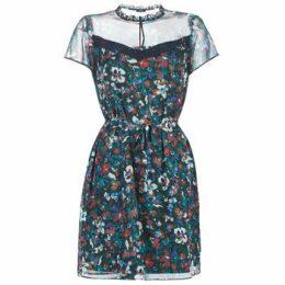 One Step  REKKA  women's Dress in Multicolour