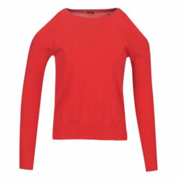 Guess  CUTOUT  women's Sweater in Red
