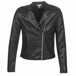Kaporal  XUT  women's Leather jacket in Black