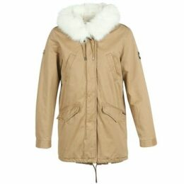 Superdry  FALCON ROOKIE PARKA  women's Parka in Brown