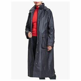 Four Seasons Wax Coat, Black