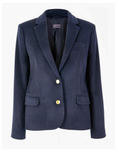 M&S Collection Embroidered Blazer