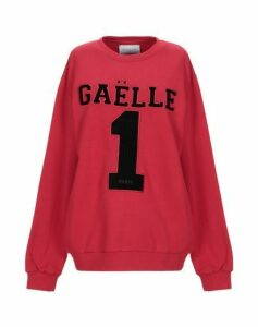GAëLLE Paris TOPWEAR Sweatshirts Women on YOOX.COM