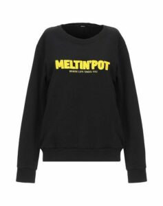 MELTIN POT TOPWEAR Sweatshirts Women on YOOX.COM