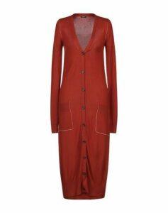 JIL SANDER NAVY KNITWEAR Cardigans Women on YOOX.COM