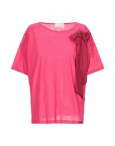 LES COPAINS TOPWEAR T-shirts Women on YOOX.COM