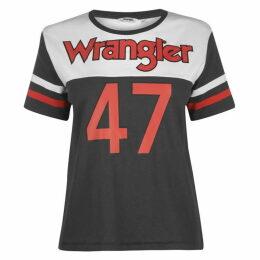 Wrangler Sports T Shirt