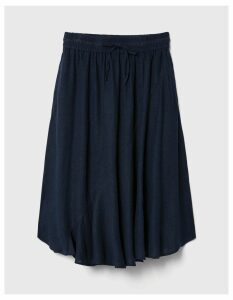 Fat Face Meghan Linen Blend Skirt