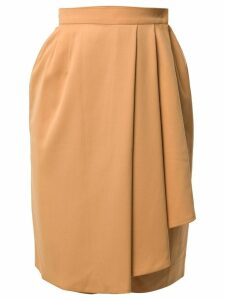 Christian Dior Pre-Owned Christian Dior Sports Wrap Around Skirt -