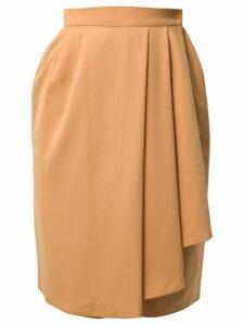 Christian Dior Pre-Owned Christian Dior Sports Wrap Around Skirt -