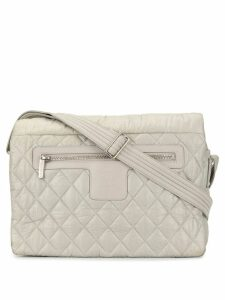 Chanel Pre-Owned Sports Line Cocoon messenger bag - Grey