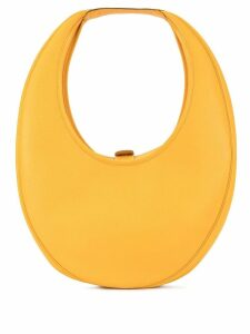 Hermès Pre-Owned round hobo bag - Yellow