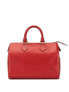 Louis Vuitton Pre-Owned 1995 Speedy 25 tote - Red