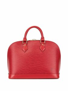Louis Vuitton Pre-Owned 1990 Alma tote - Red