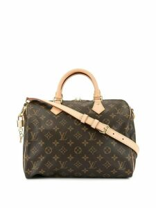 Louis Vuitton Pre-Owned 2017 Speedy 30 Bandouliere 2way bag - Brown