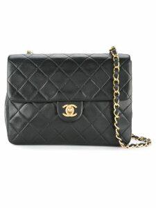 Chanel Pre-Owned classic flap shoulder bag - Black