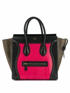 Céline Pre-Owned Luggage tote - Black