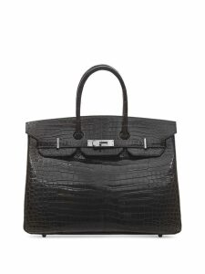 Hermès Pre-Owned 2005 35cm Birkin bag - Black
