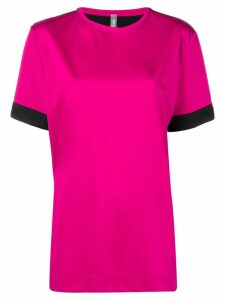 No Ka' Oi two tone sports top - Pink