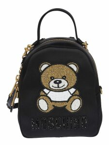 Moschino Embellished Backpack
