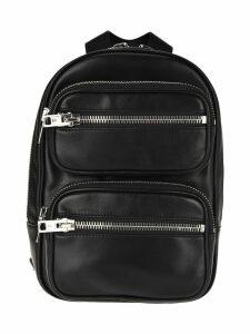 Alexander Wang Attica Double-zipped Backpack