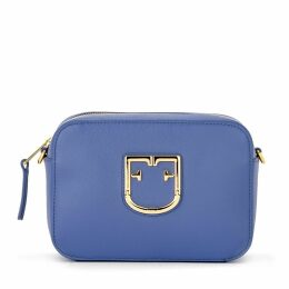 Furla Shoulder Bag Model Brava Mini In Periwinkle Leather