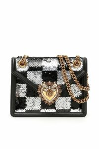 Dolce & Gabbana Sequins Devotion Bag