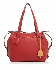 Tory Burch Perry Leather Satchel