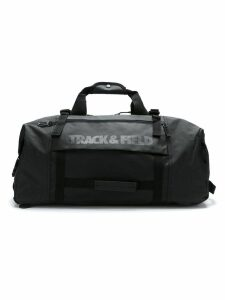 Track & Field Sports holdall with pockets - Preto