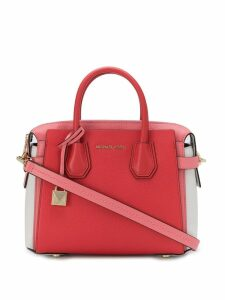 Michael Michael Kors mercer satchel bag - Red