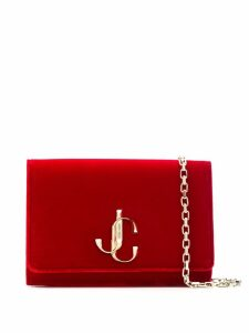 Jimmy Choo Varenne clutch - Red