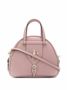 Jimmy Choo Varenne/S bowling bag - Pink