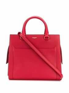 Saint Laurent East Side tote bag - Red