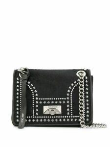 Jimmy Choo Helia shoulder bag - Black