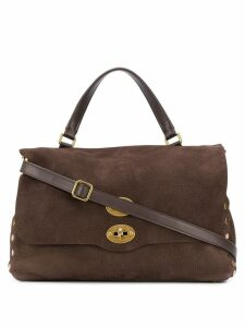 Zanellato Postina M tote bag - Brown