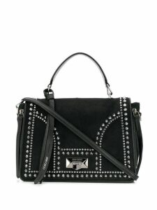 Jimmy Choo Helia top handle tote - Black
