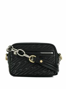 Vivienne Westwood quilted camera bag - Black