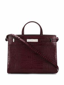 Saint Laurent Manhattan small shoulder bag - Red