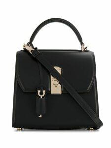 Salvatore Ferragamo Boxyz small tote bag - Black