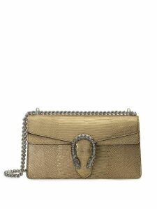 Gucci Small size metallic Dionysus shoulder bag - Gold