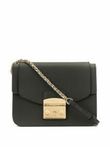 Furla push lock handbag - Black