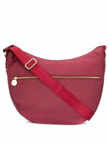 Borbonese hobo shoulder bag - Red