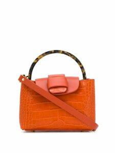 Nico Giani mini croc effect bag - Orange