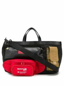 Carmina Campus multi packing tote bag - Black