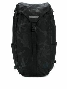 Herschel Supply Co. camouflage print backpack - Black
