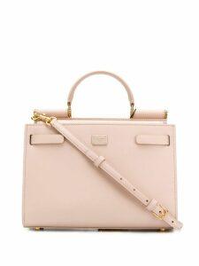 Dolce & Gabbana top handle tote bag - Pink